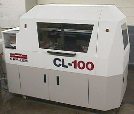 Image of the CL-100 Machine